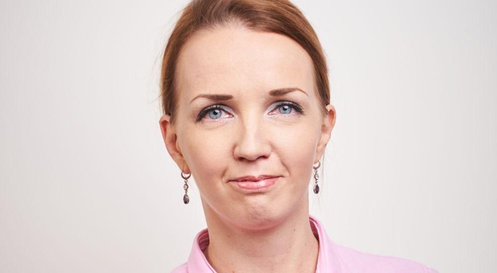 Mariliis Valkonen. Foto Kaupo Kikkas